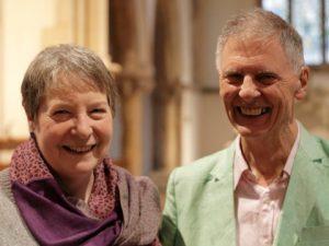 Churchwardens: Ann Morisy and Tim Davies