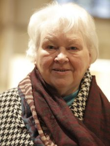 Revd Lisa Wright