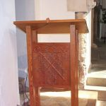 The Pulpit cum Lectern