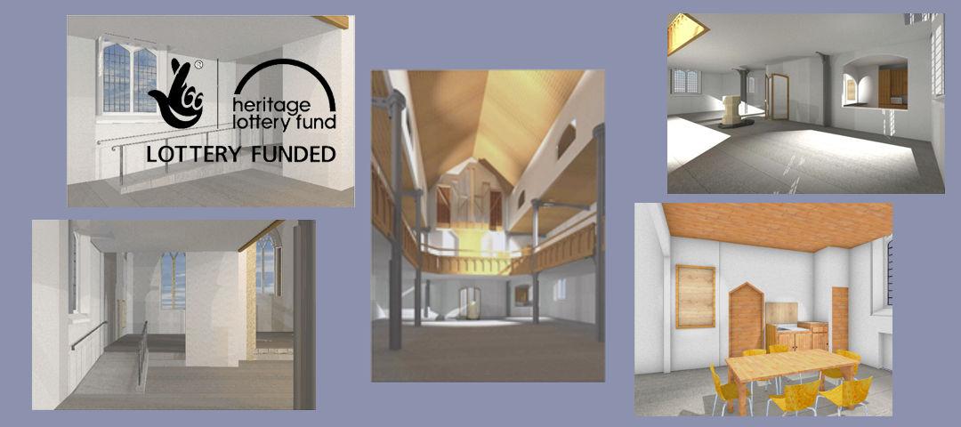 Redevelopment - artist impressions