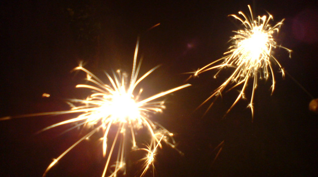 Sizzlers and Sparklers – 2 November 2019